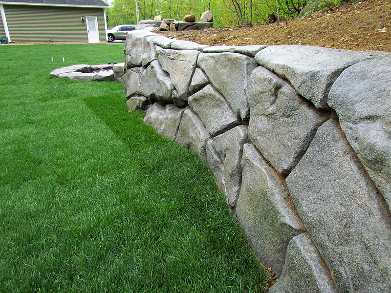 Retaining Wall Forms : Retaining walls modular block boulder st