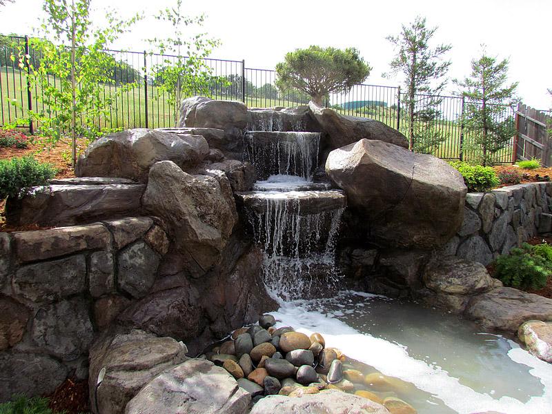 Water Feature Photos Pond Photos St Louis Kirkwood Mo