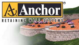 Anchor Retaining Wall Systems